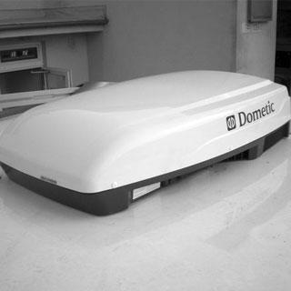 Montáž a servis klimatizácií na karavan