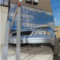 Parkovacie snímače