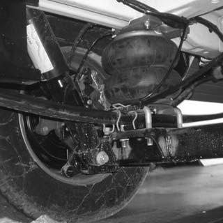 Montáž vzduchového pruženia pre ľahké úžitkové vozidlá
