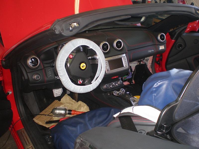 Ferrari alarm
