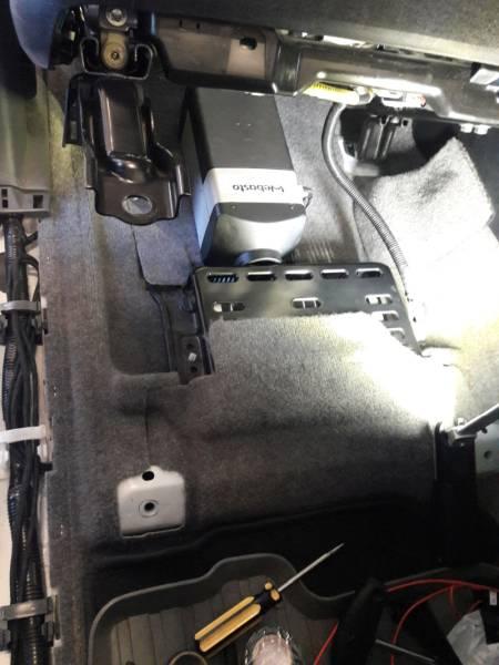 TOYOTA LAND CRUISER montáž AT2000 STC
