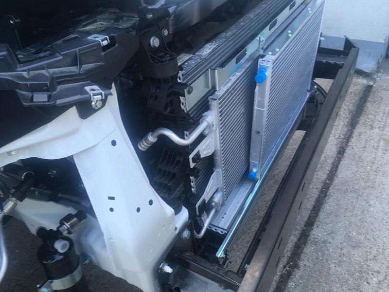 Citroen Jumper 2020 montáž chladenia Webasto
