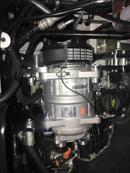 Citroen Jumper montáž chladenia 2019 Webasto
