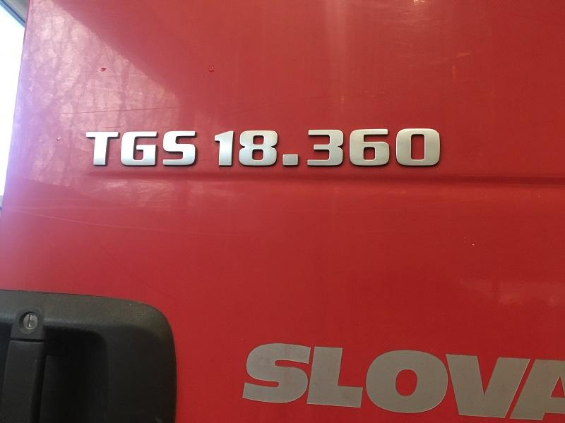 MAN TGS montáž Thermo Pro90