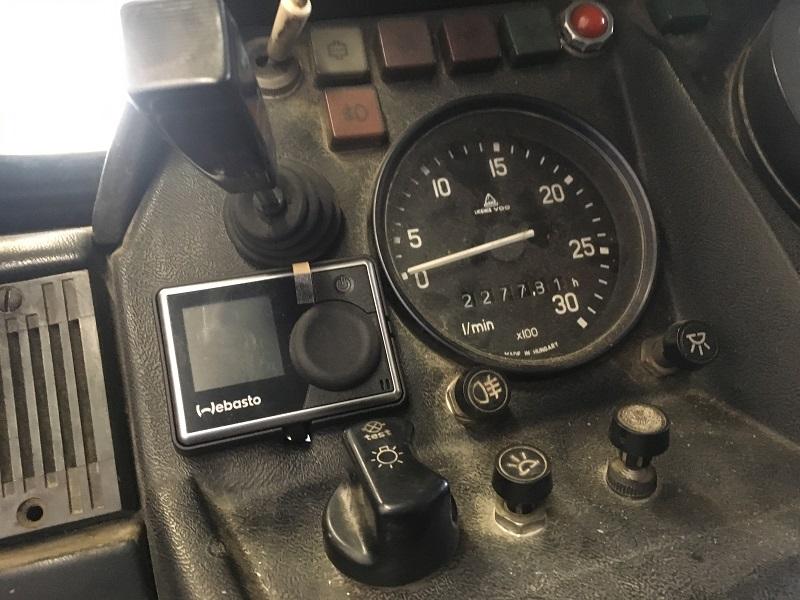 Tatra 815 montáž AT EVO 40