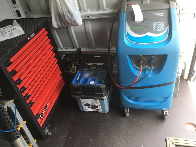 Pojazdná dielňa AEN - Fiat Ducato